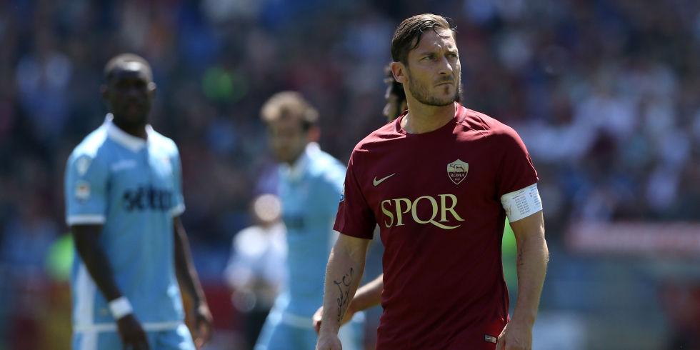 Francesco Totti SPQR