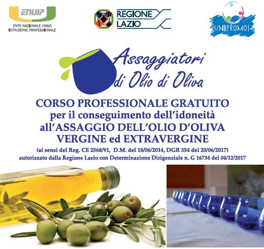 assaggiatori olio d'oliva