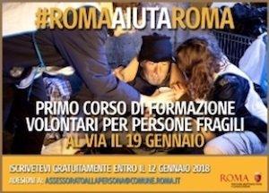 #RomaAiutaRoma