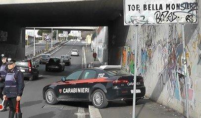 carabinieri torbellamonaca
