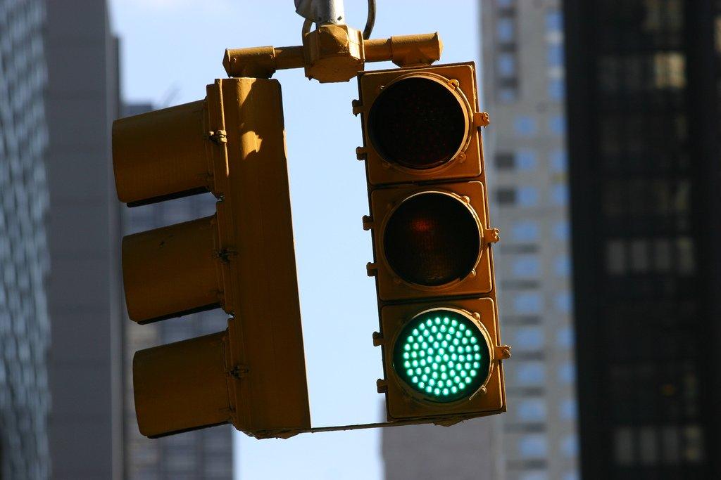 Installazione di un semaforo