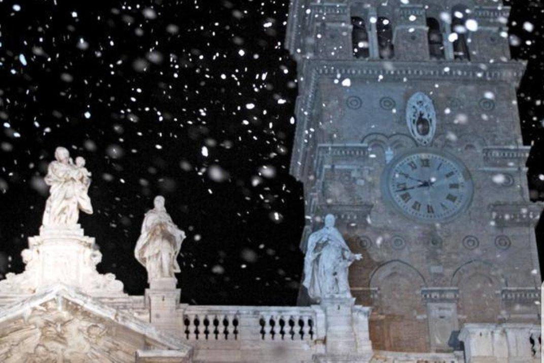 nevicata del 352
