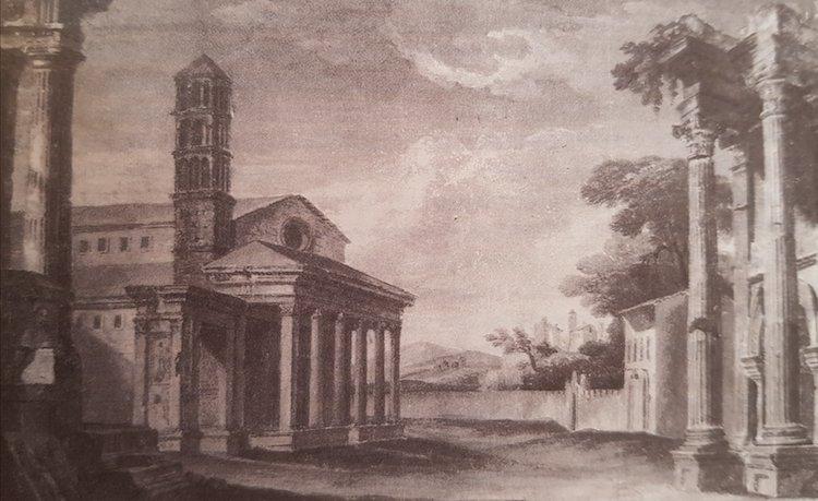 piazza della Consolazione